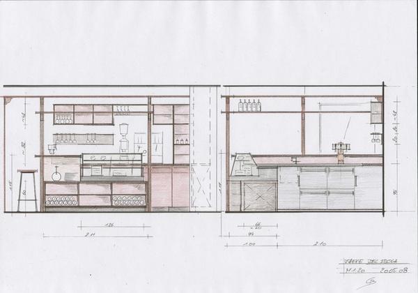 Objektplanung innenarchitektur h rsker for 1 zu 20 innenarchitektur